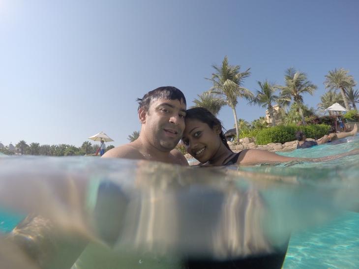 Aquaventure, The Palm Atlantis, Dubai