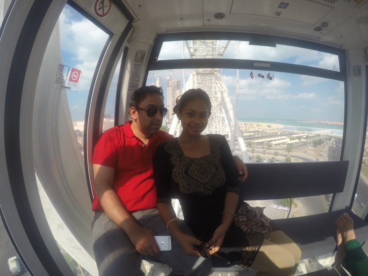 Marina Eye, Abu Dhabi