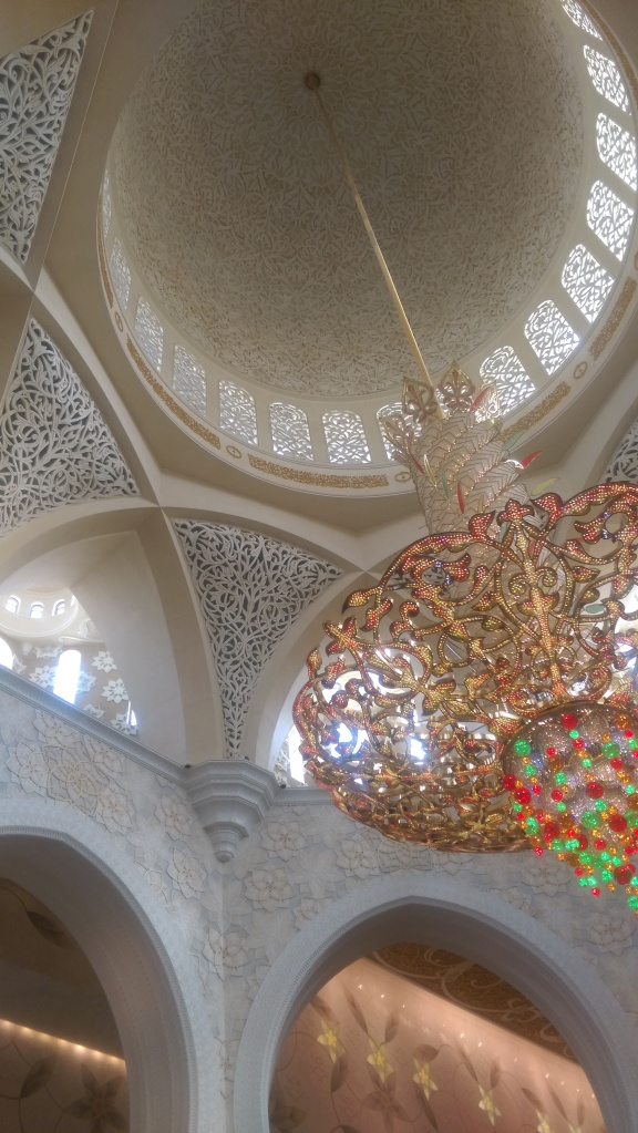 Sheikh Zayed Grand Mosque, Abu Dhabi, Art, Architecture