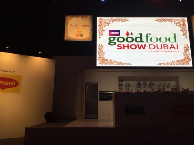 BBC Good Food Show Dubai