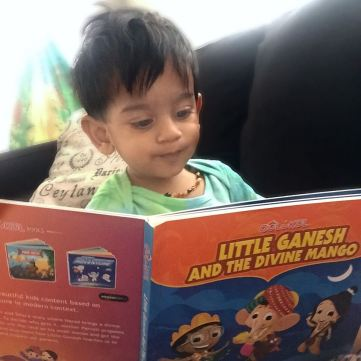 Gulukul books available in Amazon perfect for a kid during road trips