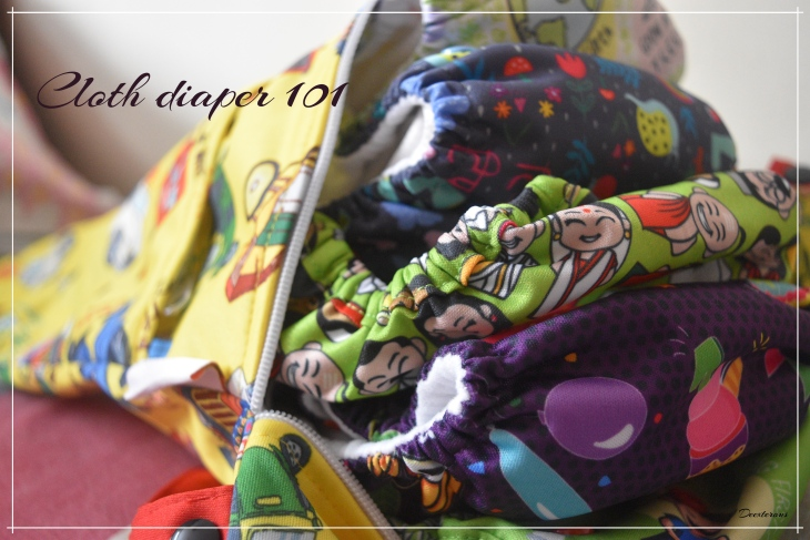 Cloth diaper 101 on www.deexterous.com in association with super bottoms indian cloth diapers