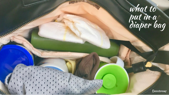 diaper bag packing essentials. packing a diaper bag for a newborn, infant & toddler. Diaper bag packing made easy. Practical tips to pack a diaper backpack. Vilah Bloom designer diaper bag