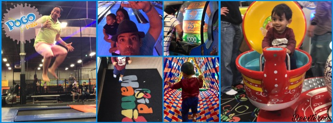 60% off Pogo pass - one year of unlimited family fun in Dallas, Fort Worth, San Antonio, Waco, Austin, Texas, Las Vegas, Nevada, Phoenix, Tucson, Arizona