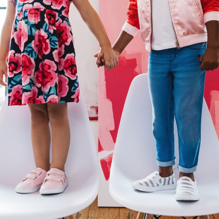 Gymboree Follow Your Art spring 2018 collection