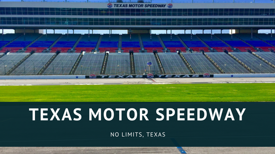 TEXAS MOTOR SPEEDWAY AT NO LIMITS, TEXAS IN FORT WORTH